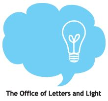 The Office of Letters and Light - organizing events where children and adults find the inspiration, encouragement, and structure they need to achieve their creative potential. Their programs are web-enabled challenges with vibrant real-world components, designed to foster self-expression while building community on local and global levels.