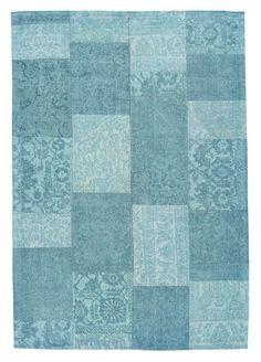 Karpet Collogno 200x290 turquoise - Accessoires