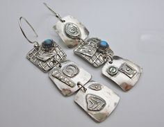 made to order Outrageous Sterling silver and by designsbysuzyn, $95.00