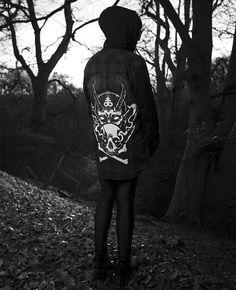 "CRMC X @julianakbar ""Satan's Waitin'"" Checked Raglan Hood Available at www.crmc-clothing.co.uk | WE SHIP WORLDWIDE  USE DISCOUNT CODE - LUCKY13 - FOR A FURTHER 30% OFF YOUR FULL ORDER  Models - @izabellaraejaxxofficial Photography - @adrianianmcnab #darkwear #need #blackwear #want #cozy #altfashion #alternative #niche #fashionstatement #fashionista #iloveblack #womenwithtattoos #winter #winterfashion #satanswaitin #style #alternativeguy #alternativeboy #alternativegirl #love"
