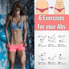 The Best Bodybuilding Workouts Program: Workout Routine for Improving Posture Best Ab Workout, Ab Workout At Home, Workout Videos, Workout Plans, Flat Abs Workout, Oblique Workout, Workout Body, Fitness Workouts, Gewichtsverlust Motivation