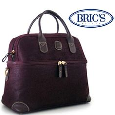 Brics Tuscan Cosmetic Tote Bag - The cheapest I have found so far.