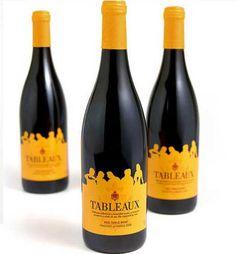 Elegent and Expressive Bottle Package Design
