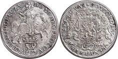 NumisBids: Schulman b.v. Auction 346, Lot 126 : Provinical - GELDERLAND Provincie 1581 - 1795 Ontwerp piedfort...