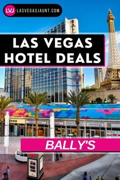 Bally's Hotel Las Vegas Deals Promo Codes & Discounts