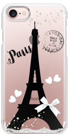 Casetify iPhone 7 Snap Case - Paris II by Li Zamperini Art