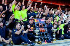 Max makes history! | Red Bull Racing Formula One Team
