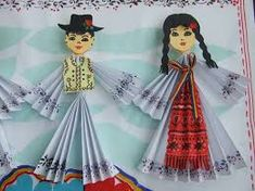 Imagini pentru decorare sala grupa gradinita Diy And Crafts, Crafts For Kids, Arts And Crafts, Paper Crafts, After School, Pre School, Kids Education, Dracula, Traditional Outfits