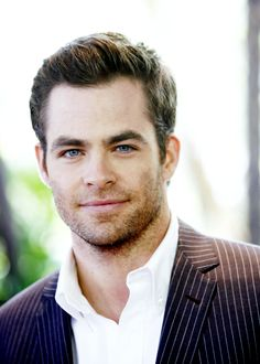 Chris Pine at Hollywood Foreign Press Association's installation luncheon held at the Beverly Hills Hotel on Monday (August 11, 2009) in Beverly Hills, Calif.
