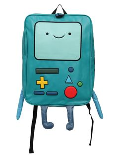 Adventure Time BMO Backpack   Hot Topic