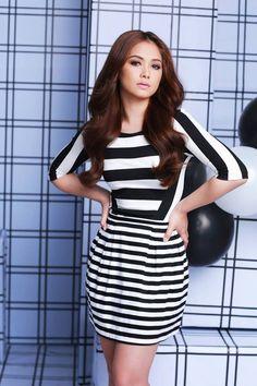 MAJA SALVADOR Asian Woman, Asian Girl, Maja Salvador, Trendy Fashion, Fashion Models, Filipina Actress, Film Academy, Star Magic, Teen Actresses