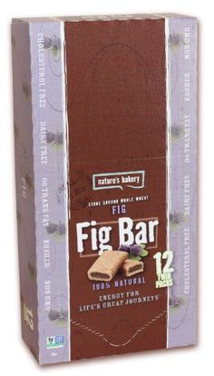 Nature's Bakery Whole Wheat Fig Bars, Blueberry, 12 Count Box of 2 oz Twin Packs Packs), Vegan Snacks, Non-GMO Fig Bars, Dried Blueberries, Up Fitness, Cereal Bars, Thing 1, Grocery Items, Breakfast Snacks, Organic Living, Natural Energy