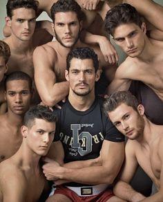 Listal's Top 100 Male Models