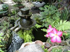 my old fountain.