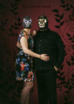 EL VERDADERO SANTO www.facebook.com/... #selfie #mexico #lucha libre #wrestling