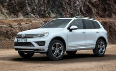 2019 Volkswagen Touareg Review And Price | 2017-2018 Car Reviews