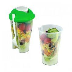 https://www.likeit.pt/cozinhar/116-conjunto-de-recipientes-para-saladas-salad-to-go.html - O Conjunto de Recipientes para Saladas Salad to Go é o utensílio perfeito para transportar comida saudável para o trabalho.