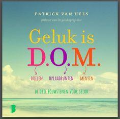 Geluk is dom - Patrick van Hees - boekpresentatie Dom te Utrecht. Health And Beauty, Reading, Books, Utrecht, Free, Products, Paulo Coelho, Honey, Libros
