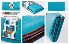 Стильный кошелек. Подробнее на http://good-berry.ru/