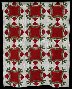 I lust after so many things from my friends at The Quilt Complex!!! Thanks for sharing, Julie!! Unknown Quilt Maker Collected in Colorado 66 x 84 inches Circa 1880 Cottons