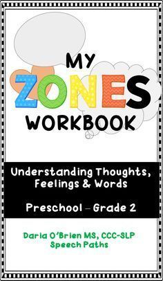 Reinforce the Zones of Regulation concepts with 30 interactive worksheet activities that compile into a personalized workbook! : Reinforce the Zones of Regulation concepts with 30 interactive worksheet activities that compile into a personalized workbook! Social Skills Activities, Teaching Social Skills, Counseling Activities, Social Emotional Learning, Therapy Activities, Health Activities, Play Therapy, Therapy Ideas, Speech Therapy