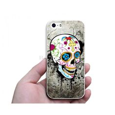 sugar skull iphone 5S accessories iphone 6 plus case best iphone 6 case iphone 5 case iphone 5c case iphone 4 case iphone 4s case samsung galaxy Note3 Note 3 III case Christmas gift for mother