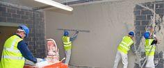 نازک کاری ساختمان  #گچ_کاری #نازک_کاری #لوله_کشی #تعمیرات_ساختمان Construction, Building