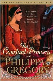 The Constant Princess :: Philippa Gregory - I view as one of her best works (by the author of The Other Boleyn Girl).
