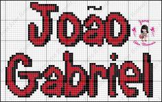 Nome JOÃO GABRIEL