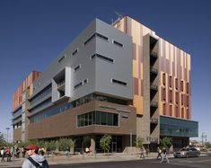 Arizona State University Walter Cronkite School of Journalism & Mass Communication / Ehrlich Architects