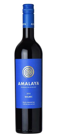 2016 Amalaya Malbec Salta Malbec Wine, Bordeaux Wine, Spiritus, Dark Colors, Wines, Red Wine, Alcoholic Drinks, Bottle, Glass
