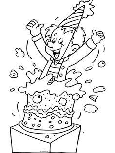 Onwijs De 49 beste afbeeldingen van Thema verjaardag | Thema, Verjaardag XM-56