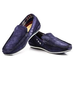 Lee Cooper Blue Casual Shoes