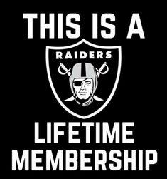 Raider For Life by jerry Raiders Flag, Raiders Vegas, Raiders Stuff, Raiders Girl, Oakland Raiders Wallpapers, Oakland Raiders Images, Oakland Raiders Football, Pittsburgh Steelers, Dallas Cowboys