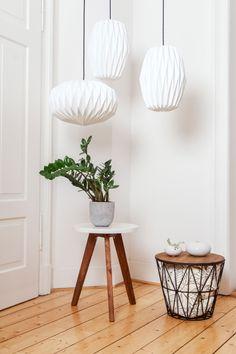 Handmade Lighting by Nachtfalter · Happy Interior Blog