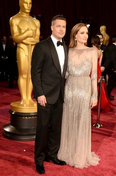 Brad Pitt - Arrivals at the 86th Annual Academy Awards — Part 14