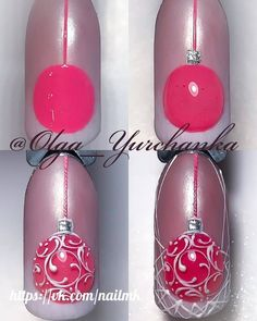 """If you're unfamiliar with nail trends and you hear the words """"coffin nails,"""" what comes to mind? It's not nails with coffins drawn on them. It's long nails with a square tip, and the look has. Nail Art Noel, Xmas Nails, Christmas Nail Art, Holiday Nails, Fun Nails, Christmas Ornament, Christmas Christmas, Nail Swag, Short Nail Designs"""