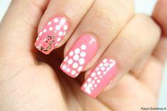 3 dotting tool nail art designs