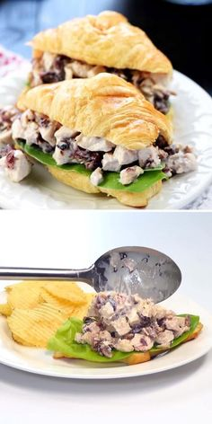 Sonoma Chicken Salad, Chicken Salads, Chicken Salad Recipes, Salad Recipes Low Carb, Tasty, Yummy Food, Cheesy Recipes, Toasted Pecans, Dried Cranberries