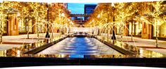 With City Creek Center completed now, I honestly think that SLC has the most beautiful downtown area I have been in.  LOVE City Creek Center.