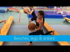 Kraftaufbauübungen Beine Knöchel