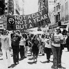 1970s and 1980s part4 - A History of International Women's Day