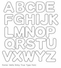 Printable free alphabet templates alphabet templates free printable free alphabet templates alphabet templates free printables and homeschool spiritdancerdesigns Choice Image