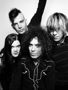 The Dandy Warhols are an American rock band, formed in Portland, Oregon in 1994 by singer-guitarist Courtney Taylor-Taylor and guitarist Peter Holmström, who were joined by keyboardist Zia McCabe and drummer Eric Hedford. Hedford left in 1998 and was replaced by Taylor-Taylor's cousin Brent DeBoer.