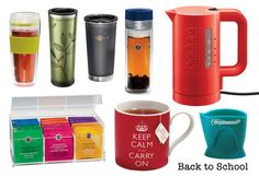 The perfect gift for those college aged kids #backtoschool - we thinks they will be drinking a lot of coffee.