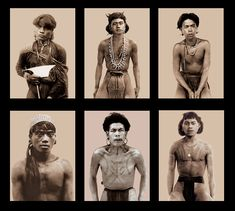 The Last Filipino Head Hunters book's original content material: 10 original one of a kind portfolios from Museum collections, artifacts, tribal villages and field collected artifacts and photography content from the book entitled: The Last Filipino Head Hunters by David Howard