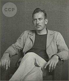John Steinbeck by photographer SonyaNoskowiak