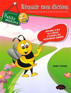 Reussir Mes Dictees French Language Books From Quebec Levels French Language, Languages, Homeschool, Books, Seasons, Notebook, Exercises, Program Management, Learning