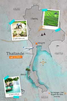 """Thailand """"On the road"""" / Thailande """"Sur la route""""  www.fraise-basilic.com"""