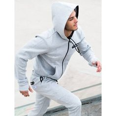 Supawear Apex Jacket Grey Marle (T5641) Mens Sweatshirts, Hoodies, Sweat It Out, Gym Wear, Gray Jacket, Keep Warm, Workout Wear, Mens Fitness, Long Sleeve Sweater